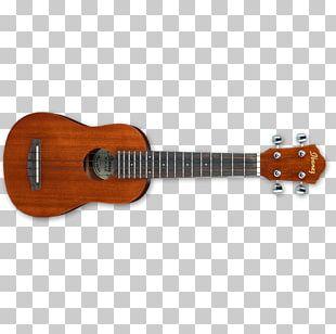Kala Satin Mahogany Soprano Ukulele Musical Instruments Ibanez String Instruments PNG