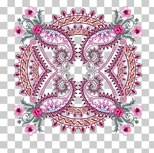 Ornament Kerchief Stock Photography Illustration PNG