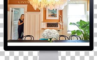 Window Video Interior Design Services Furniture Display Advertising PNG