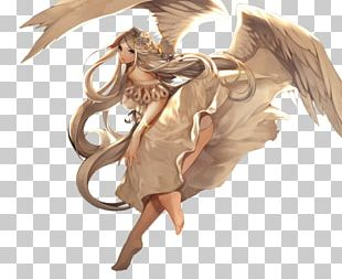 Anime Angel Drawing PNG