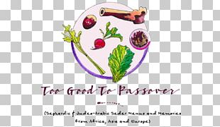 Too Good To Passover: Sephardic & Judeo-arabic Seder Menus And Memories From Africa PNG
