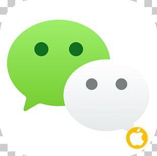 WeChat Online Chat Facebook Messenger Messaging Apps Instant Messaging PNG