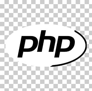 Logo Font Brand PHP Product PNG