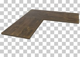 Standing Desk Table Solid Wood PNG
