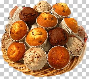 Muffin Basket PNG