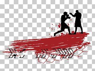 Kickboxing Logo Sport Karate PNG