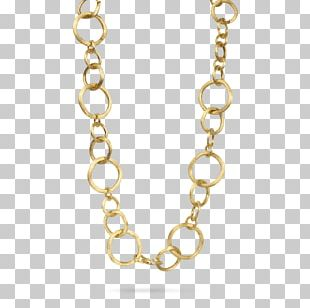 Necklace Earring Gold Jewellery Chain PNG