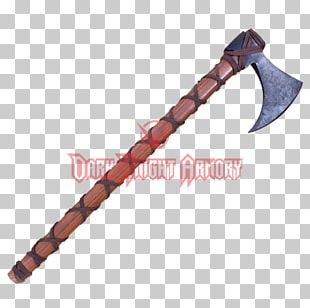 Dane Axe Knife Middle Ages Battle Axe PNG