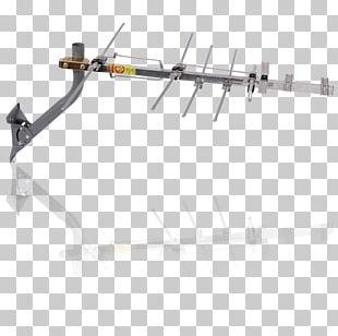 Television Antenna Aerials Indoor Antenna RCA ANT751R Yagi–Uda Antenna PNG