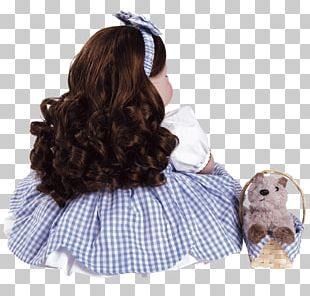 Dorothy Gale Adora Dolls Baby Doll 20-inch Cat's Meow-inch Light Blonde Hair/blue The Wizard Of Oz Toy PNG