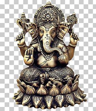 Ganesha Ganesh Chaturthi Desktop Deity Hinduism PNG