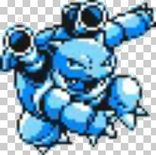Pokémon Yellow Pokémon Red And Blue Blastoise Sprite Squirtle PNG