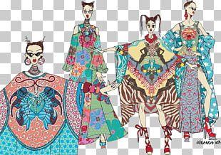 Fashion Design Outerwear Pattern PNG