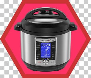 Instant Pot Pressure Cooking Slow Cookers Home Appliance PNG