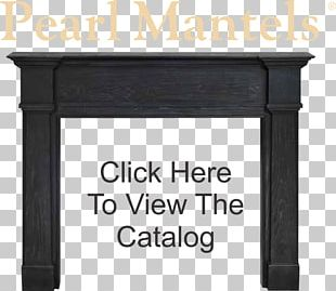 Fireplace Mantel Stock Photography PNG
