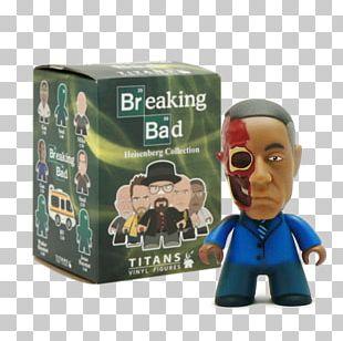 Figurine Breaking Bad Designer Toy Werner Heisenberg Jack-in-the-box PNG