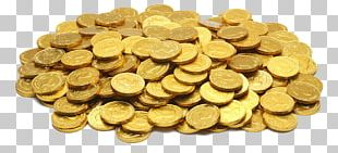 Gold Coin Bullion Coin PNG
