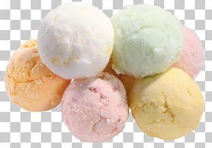 Ice Cream Cones Gelato Sundae PNG