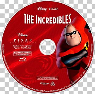 The Incredibles Compact Disc Blu-ray Disc 0 Television PNG
