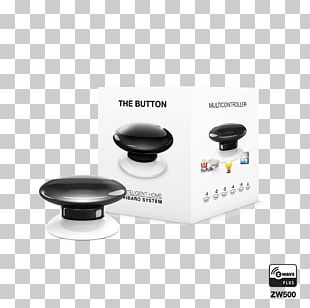 Fibar Group Home Center 2 Z-Wave Push-button Home Automation Kits PNG