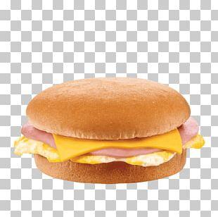 Cheeseburger Ham And Cheese Sandwich Hamburger Fast Food PNG