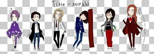 Clara Oswald TARDIS Time Lord Asylum Of The Daleks Clothing PNG