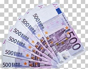 European Union Banknote 500 Euro Note Money PNG