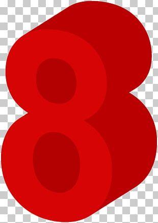 Red Circle Pattern PNG