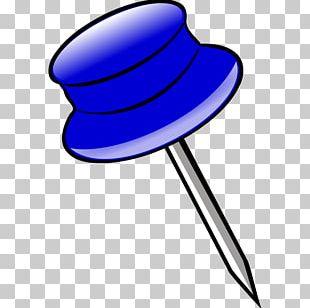 Drawing Pin Safety Pin PNG