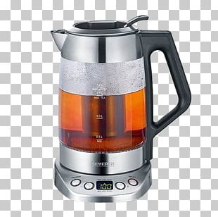 Electric Kettle Electric Water Boiler Tea Severin Elektro PNG