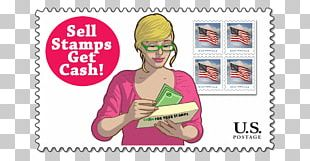 Postage Stamps Mail United States Postal Service Advertising Campaign Sales PNG