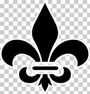 New Orleans Saints Fleur-de-lis PNG