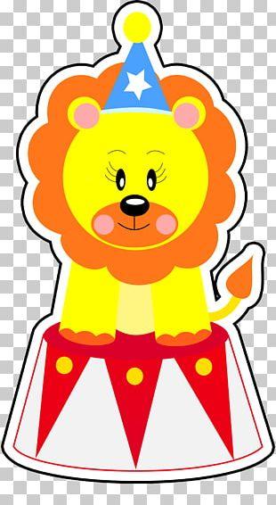 Circus Drawing Lion PNG