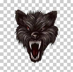 Cairn Terrier Werewolf Legendary Creature Monster PNG