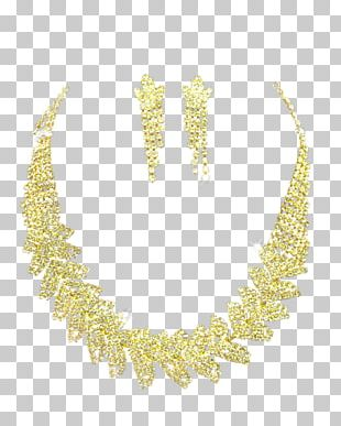 Earring Necklace Jewellery Clothing Accessories PNG