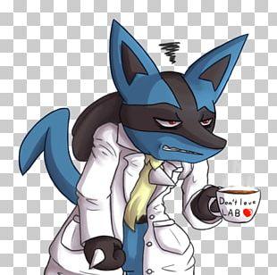Pokkén Tournament Lucario Fan Art Pokémon Riolu PNG