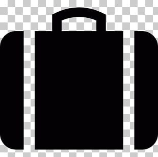 Suitcase Baggage Computer Icons Travel Briefcase PNG