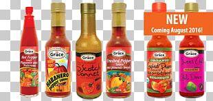 Sweet Chili Sauce Hot Sauce Scotch Bonnet Flavor PNG