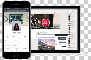 Workplace By Facebook Social Networking Service YouTube Business PNG