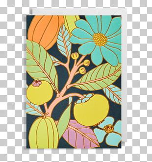 Greeting & Note Cards Floral Design Pattern PNG