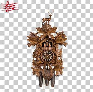 Cuckoo Clock Quartz Clock Movement Musical Clock PNG