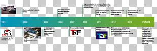 Technology Brand Line Diagram Font PNG