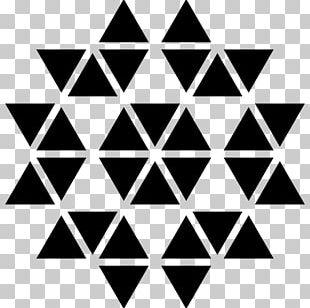 Geometry Triangle Hexagon Geometric Shape PNG