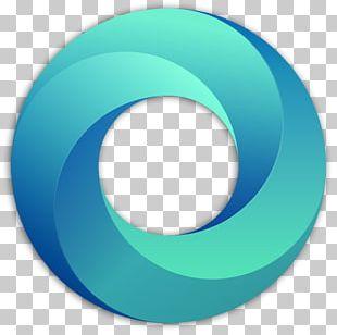 Blue Symbol Aqua Sphere PNG
