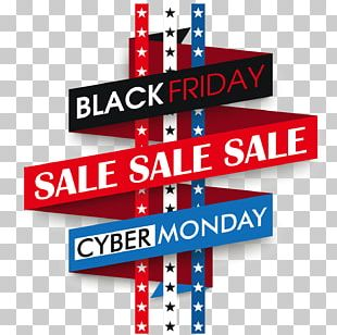 Black Friday Sales Cyber Monday Stock Photography PNG