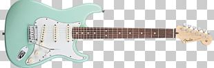 Acoustic-electric Guitar Fender Stratocaster Fender Musical Instruments Corporation PNG