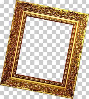 Frames 01504 Wood Stain Rectangle PNG