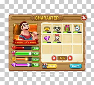 Game Graphical User Interface King Of Thieves User Interface Design PNG