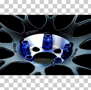 Alloy Wheel Lug Nut Rim PNG