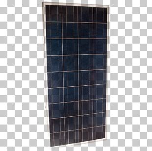 Solar Panels Solar Energy Capteur Solaire Photovoltaïque Polycrystalline Silicon PNG